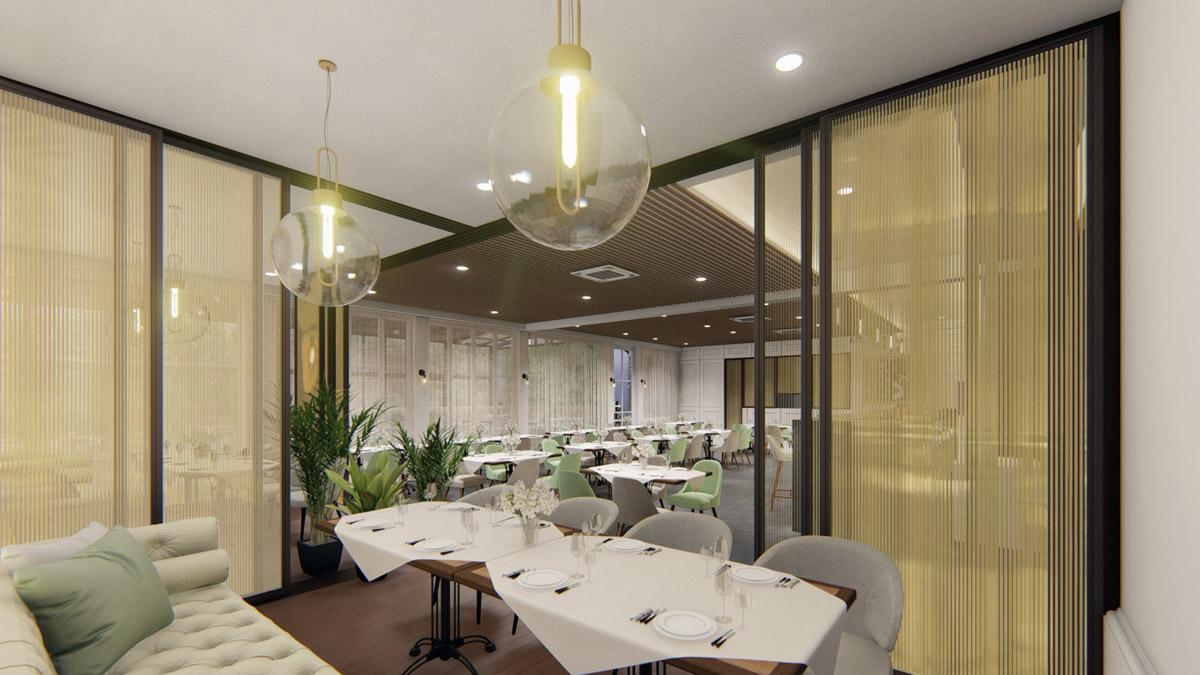 Interior Design for VIP Area Indulgence Ipoh