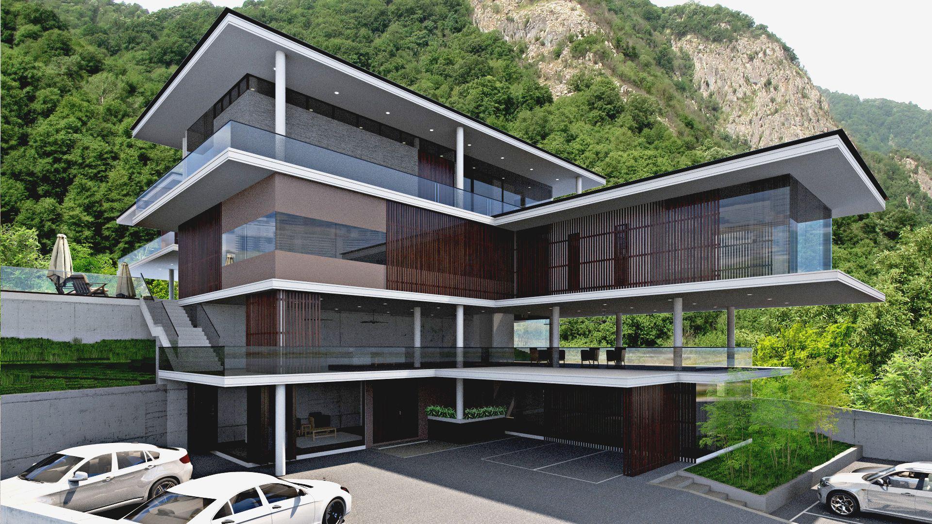 Modern house Design in Malaysia