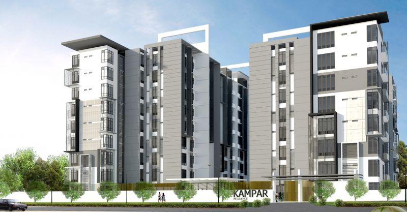 Modern Condominium in Kampar