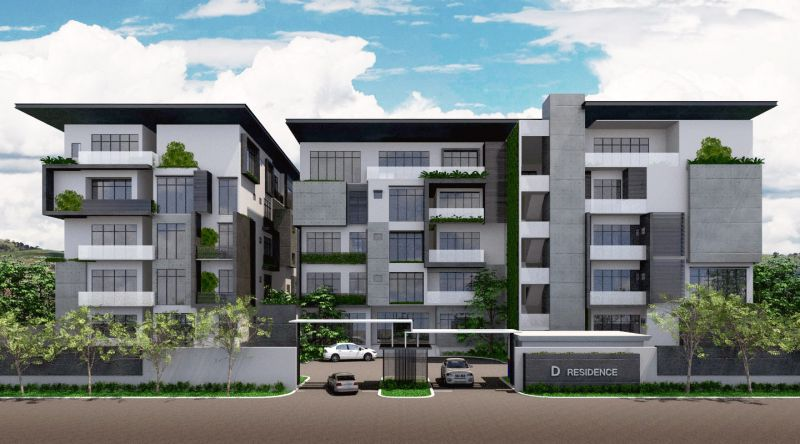 Tigerlane Condominium Design Ipoh