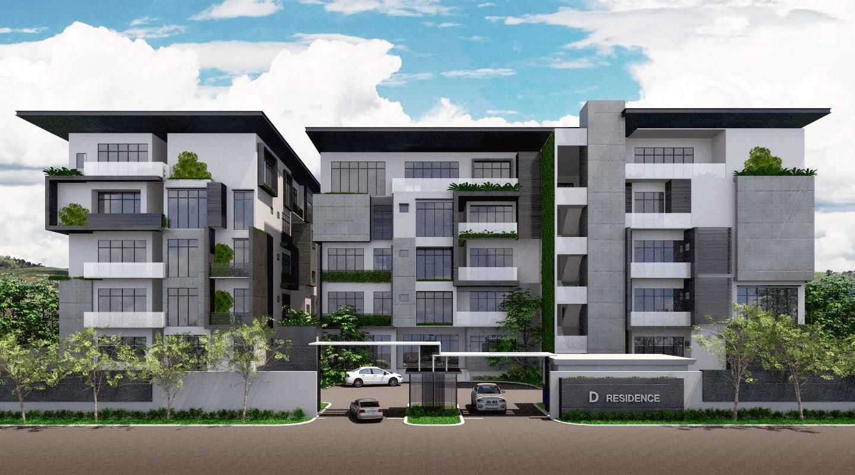 Tigerlane Condominium Design Ipoh