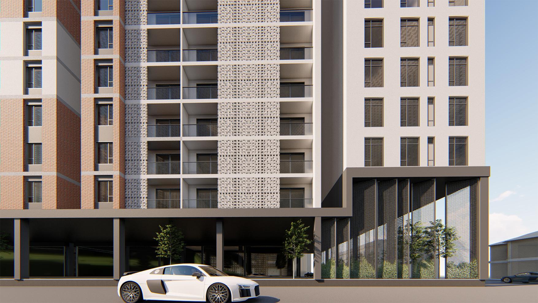 Taiping Grand Hotel Conceptual Design